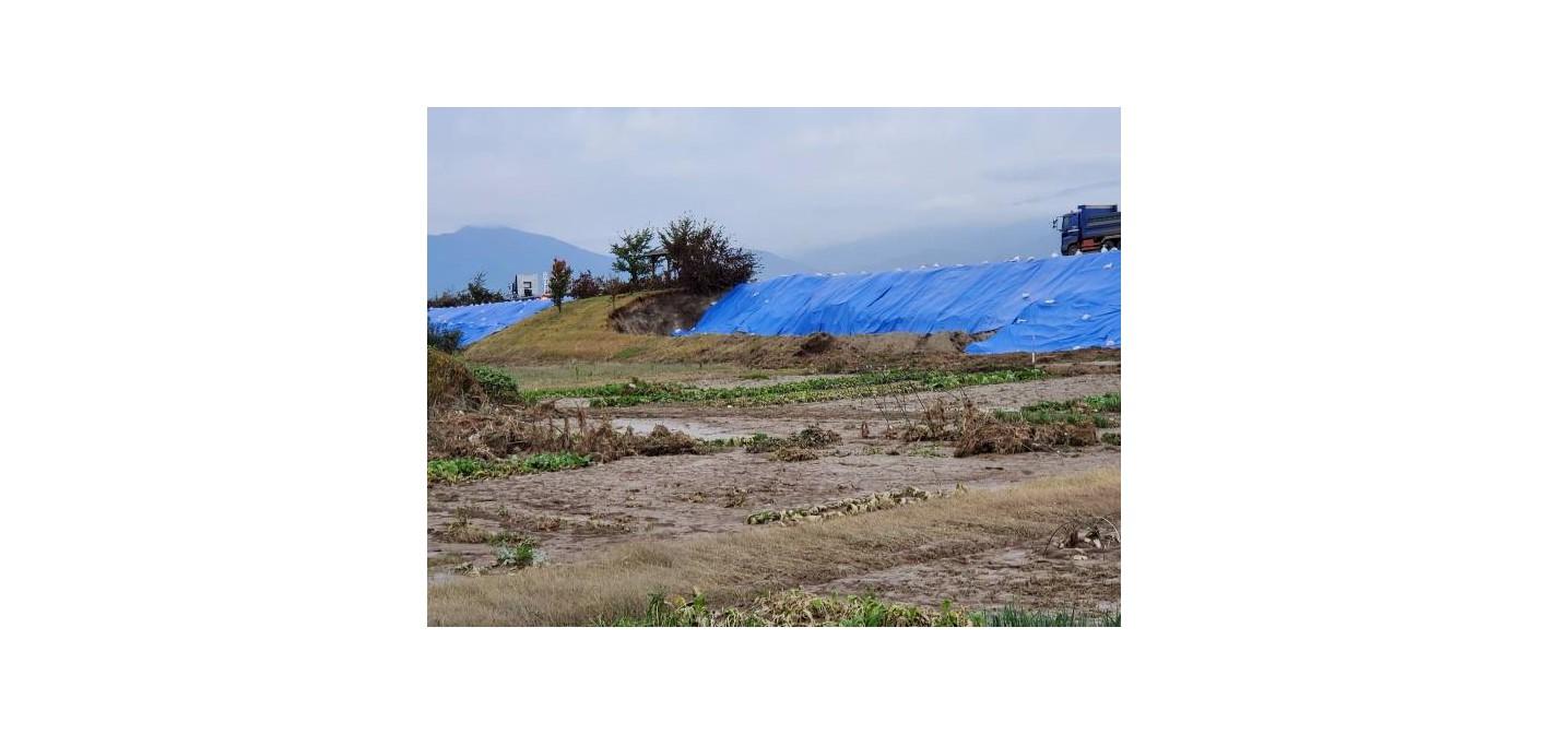 青年部が、台風19号の災害復旧ボランティアへ