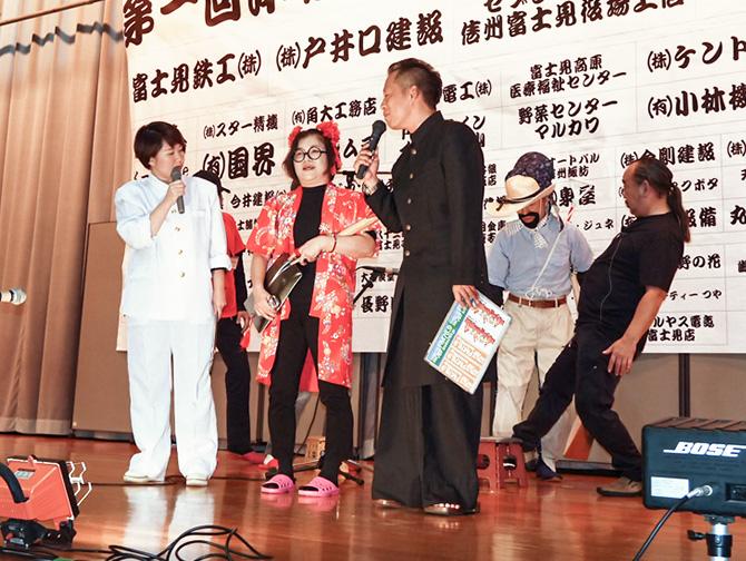 すこっぷ三味線長野県大会